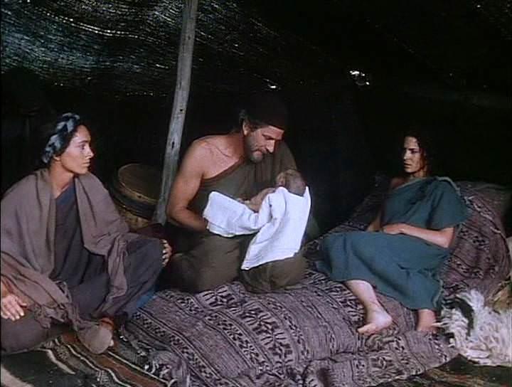 Библейские сказания. Иаков. Сразившийся с ангелом / Jacob
