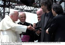Andrea Bocelli – Credo: John Paul II