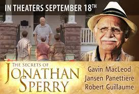 Секреты Джонатана Сперри / The Secrets of Jonathan Sperry